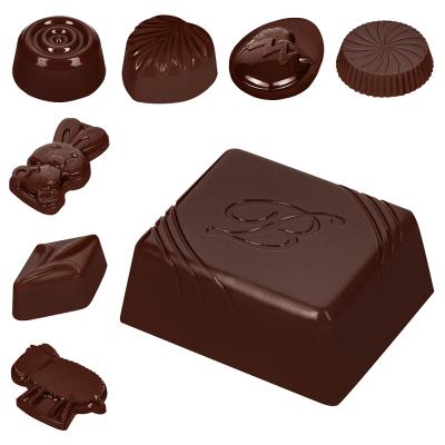 Zdjęcie kompozycyjne czekoladek